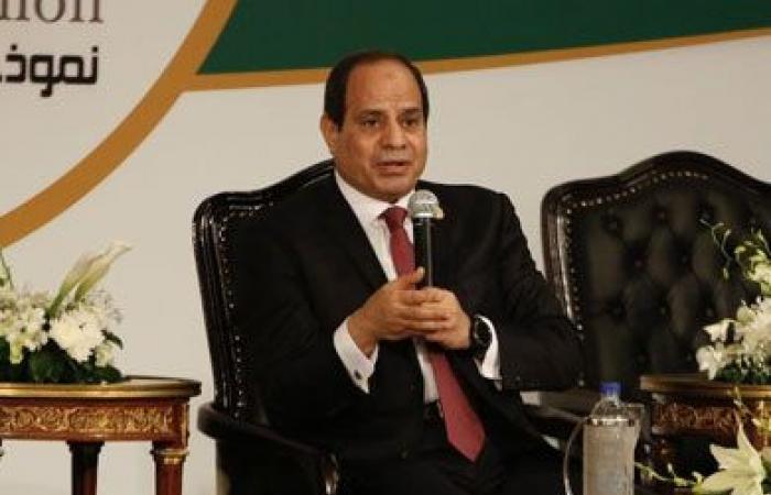 «السيسي» خلال «اسأل الرئيس»: تحسن الأوضاع الاقتصادية خلال عامين