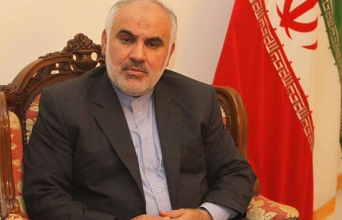 السفير الإيراني: لبنان محكوم بالتوافق