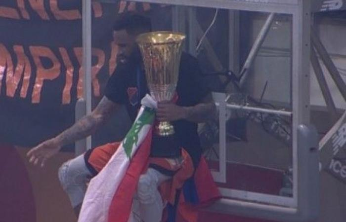 الهومنتمن يتوّج ببطولة لبنان لكرة السلّة