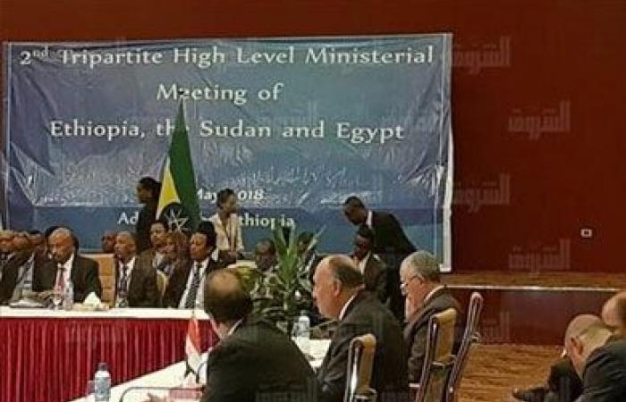 «الخارجية»: انتهاء الاجتماع التساعي حول سد النهضة بنجاح في أديس أبابا