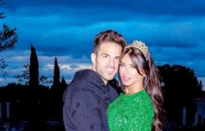 بالصور ـ بعد 7 سنوات حب.. دانييلا سمعان وسيسك فابريغاس يتزوجان!