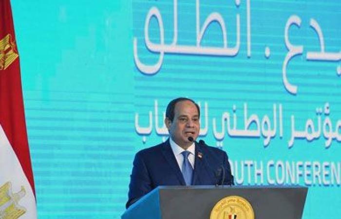 «السيسي»: الدولة لم تنجح في إقناع المواطنين بضرورة ضبط النمو السكاني