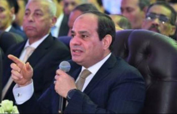 «السيسي» لـ«وزير الداخلية»: أرجو أن يتسحر الشباب الذين تم الإفراج عنهم في منازلهم اليوم