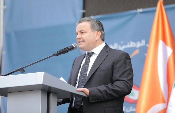 درغام: الحكومة المقبلة هي حكومة عهد الأولى