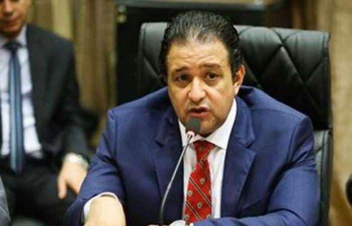 عابد: لا خلافات وراء إعفائى من «المصريين الأحرار»