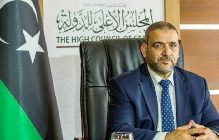لقاء مرتقب بين خالد المشري والقائم بأعمال السفارة الأمريكية