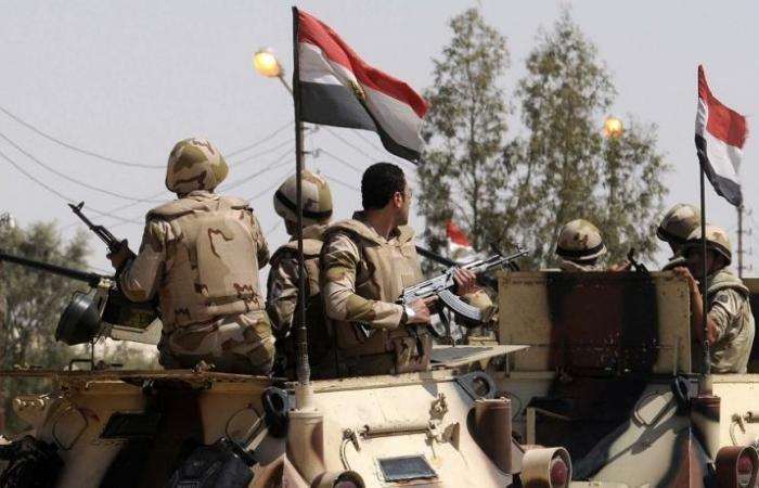 القوات المسلحة: مقتل 19 تكفيريا ضمن العملية الشاملة «سيناء 2018»