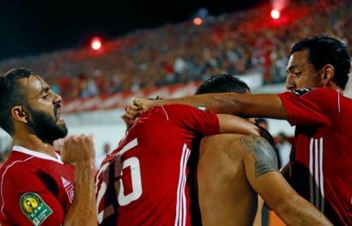 النجم الساحلي يهزم زيسكو يونايتد بأبطال أفريقيا