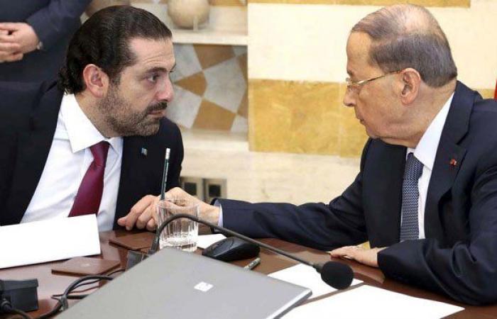 عون – الحريري: لمقاربة الإستحقاق الحكومي في اسرع وقت!