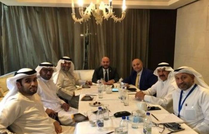 مجلس ادارة الاتحاد الدولي للعقاريين العرب انعقد في دبي
