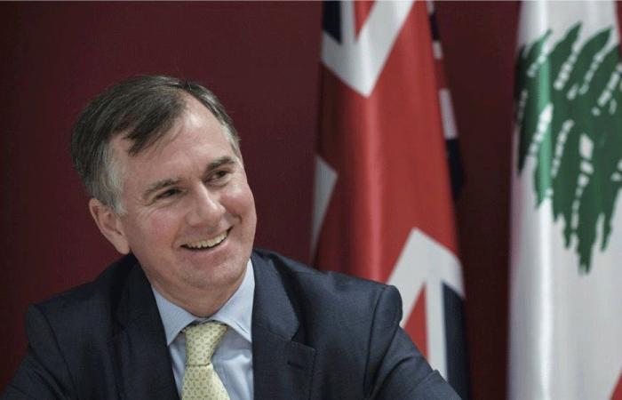 شورتر: بريطانيا ملتزمة بالحفاظ على شراكة قوية مع لبنان