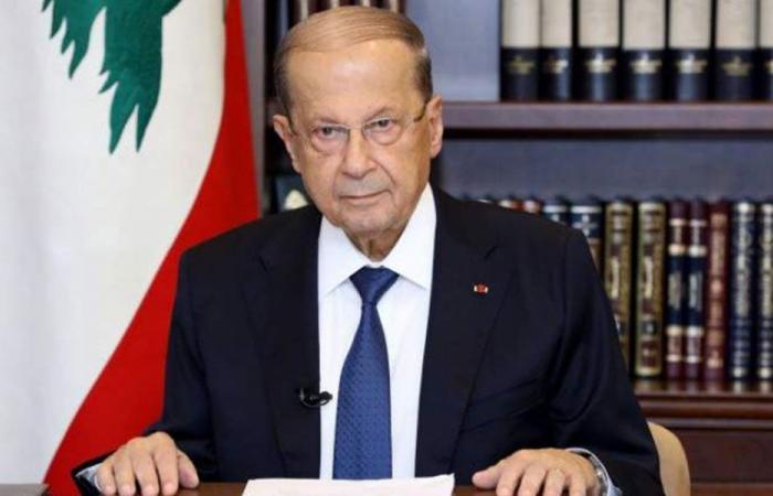 عون: مرحلة ما بعد الانتخابات ستشهد تشكيل حكومة وحدة وطنية
