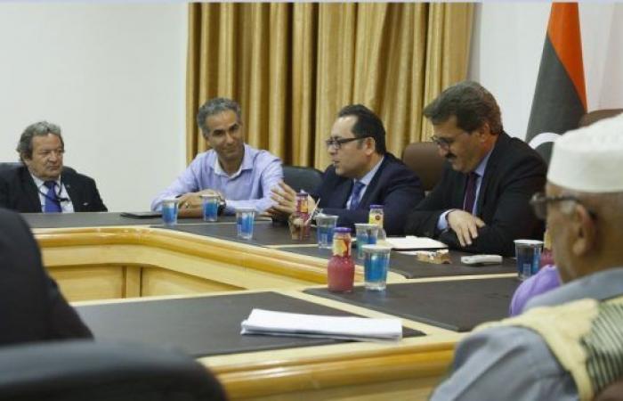 صندوق تحقيق الاستقرار في ليبيا يعطي إشارة إنطلاق مشاريعه في طرابلس الكبرى