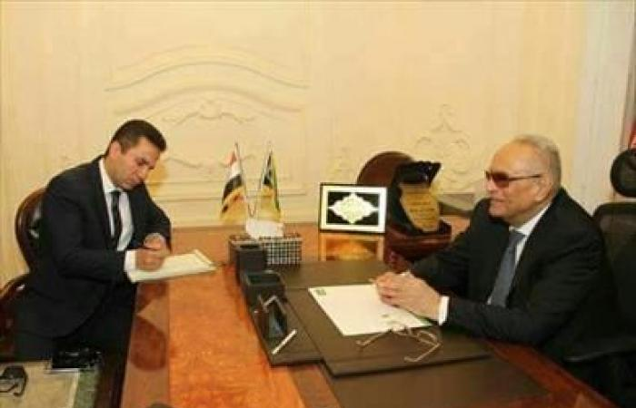 انضمام المتحدث العسكري السابق لـ«الوفد» وتعيينه مساعدا لرئيس الحزب لشئون الشباب