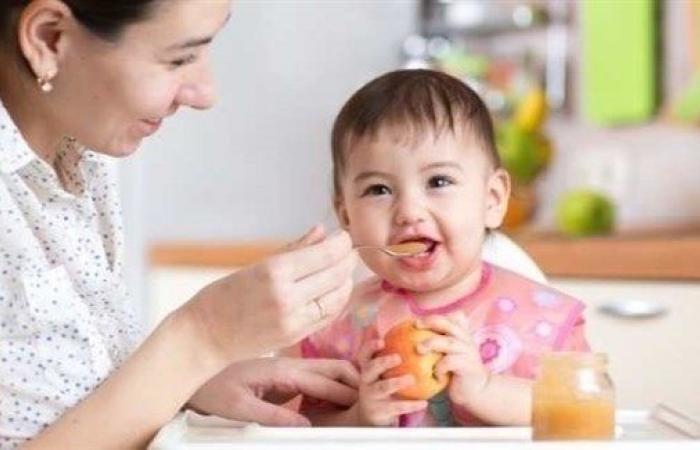 النظام الغذائي للطفل الدارج