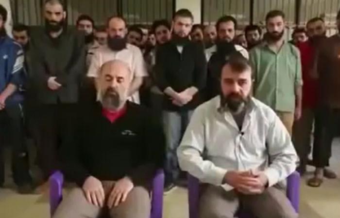 فيديو.. رسالة صادمة من طيارَيْن أسيرين إلى بشار الأسد