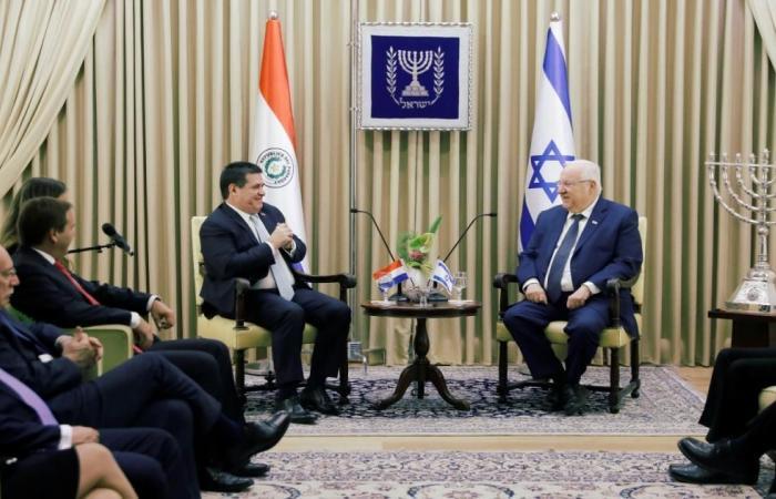 باراغواي ثالث دولة تنقل سفارتها بإسرائيل للقدس
