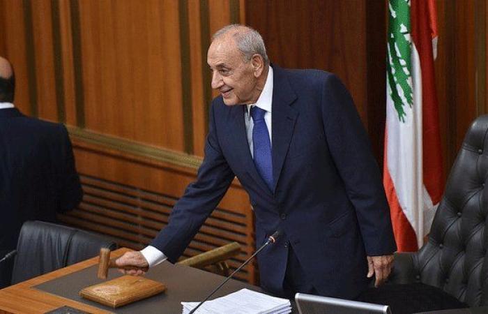 بري: تجديد انتخابي يحملني مسؤولية أكثر لأحافظ على لبنان