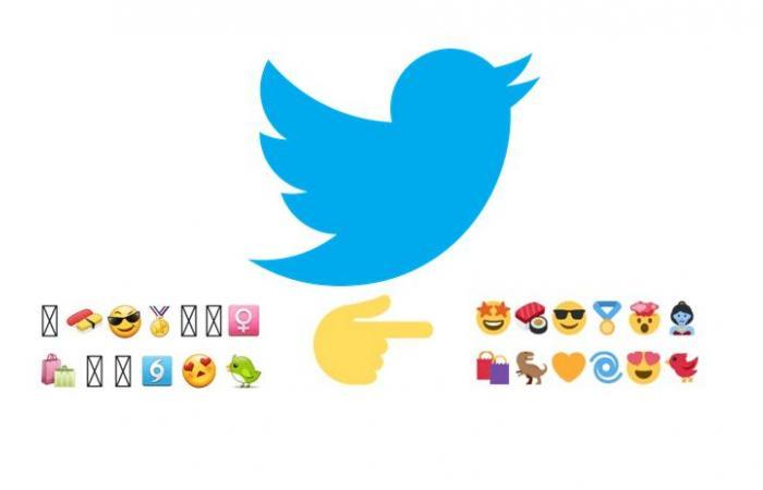 رموز تويتر التعبيرية emoji أصبحت متاحة لمستخدمي أندرويد
