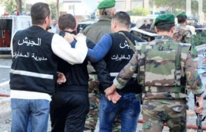 توقيف سوري في مشغرة للاشتباه بتواصله مع جماعات ارهابية
