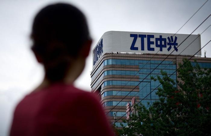 ZTE تعود إلى العمل مجددًا بعد رفع العقوبات الأمريكية