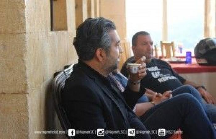 نادي النجمة شارك في مهرجان صندوق الدنيا