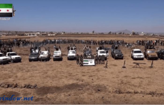 فصائل عسكرية تُشكل غرفة عمليات ثانية بالجنوب السوري.. وتُحدد أهدافها