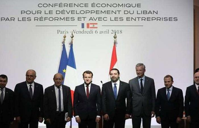 """تطبيق """"سيدر"""" في لقاء باريس: التقصير في إصلاح الكهرباء يلغي الدعم"""