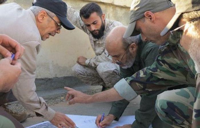 بعد رفع الغطاء الروسي..قوات إيران في سوريا أصبحت مكشوفة