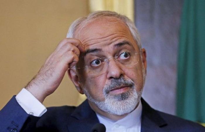 ظريف يحذر من سقوط النظام وتفكك إيران