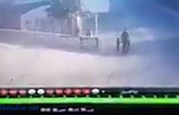 بالفيديو.. حادث صدم مروّع في بر الياس .. ضحيته طفل وإصابة والده !!