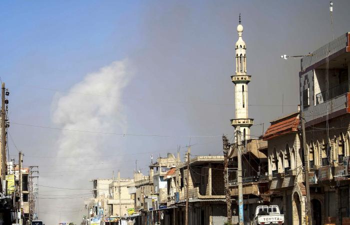 مهد الثورة السورية تحت النار.. وقتال ضارٍ في بصر الحرير