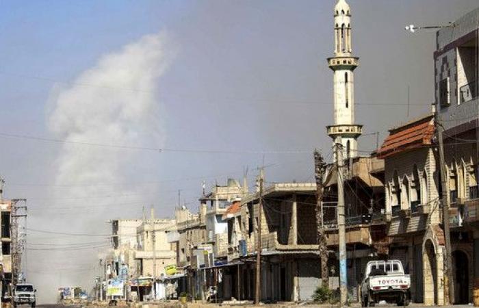 """سوريا.. نظام الأسد """"يحرق"""" درعا بـ 60 صاروخاً"""