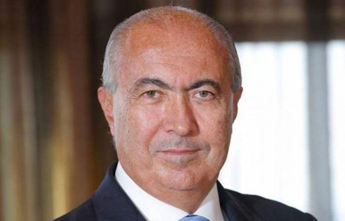 مخزومي لأوماروف: لتعزيز العلاقات بين لبنان وكازاخستان