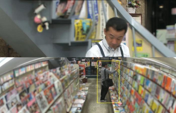 نظام مراقبة ياباني مؤتمت يستخدم الرؤية الحاسوبية لرصد السارقين