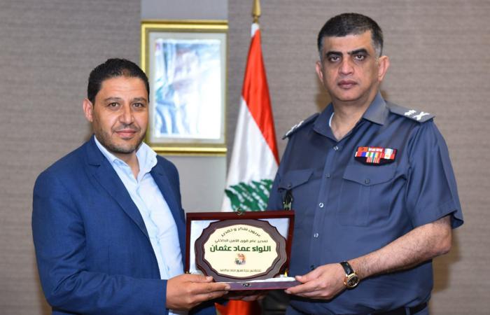 عثمان عرض الأوضاع العامة مع فياض