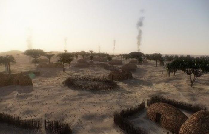 اكتشاف قرية سكنها البشر منذ 8 آلاف سنة في الإمارات
