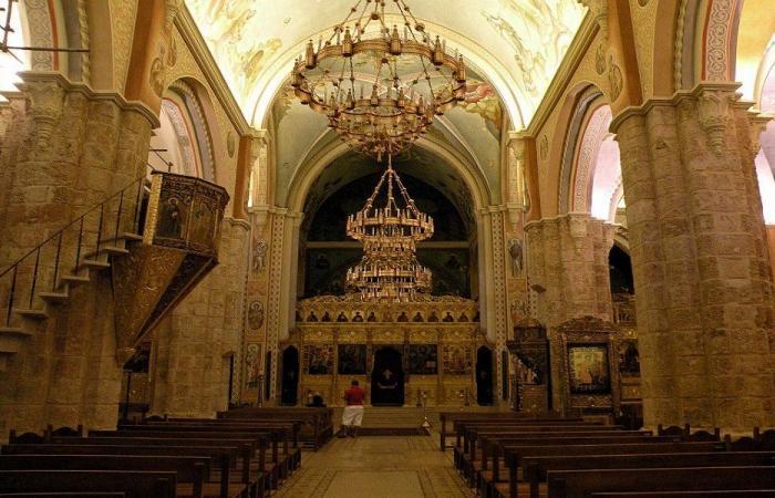 صرخة من مطرانية الروم الأرثوذكس بشأن كاتدرائية القديس جاورجيوس