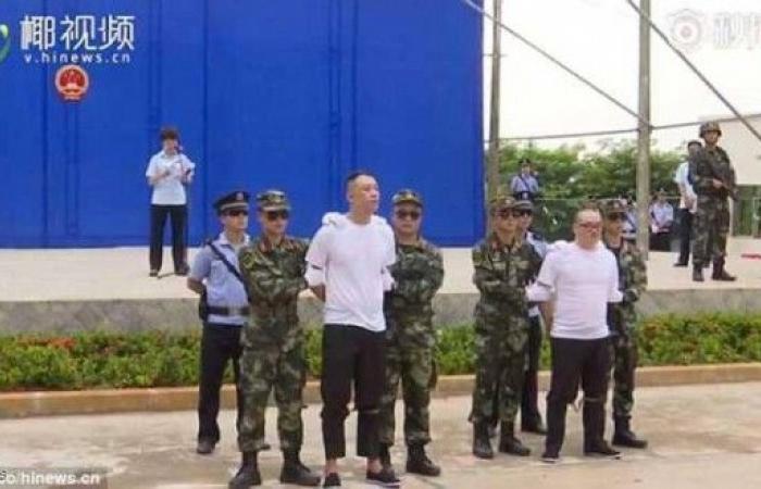 الصين.. حكم بالإعدام أمام مئات الأطفال !