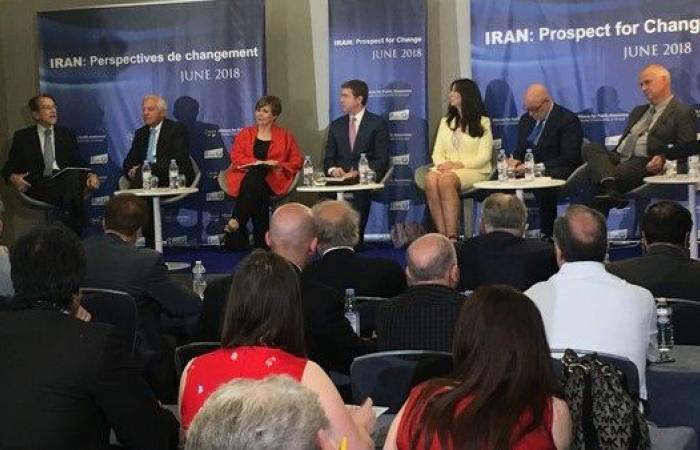 ندوات حول تغيير النظام الإيراني بمؤتمر المعارضة بباريس