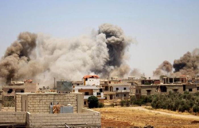 تركيا: هجوم الأسد على درعا يقوض جهود أستانا وجنيف
