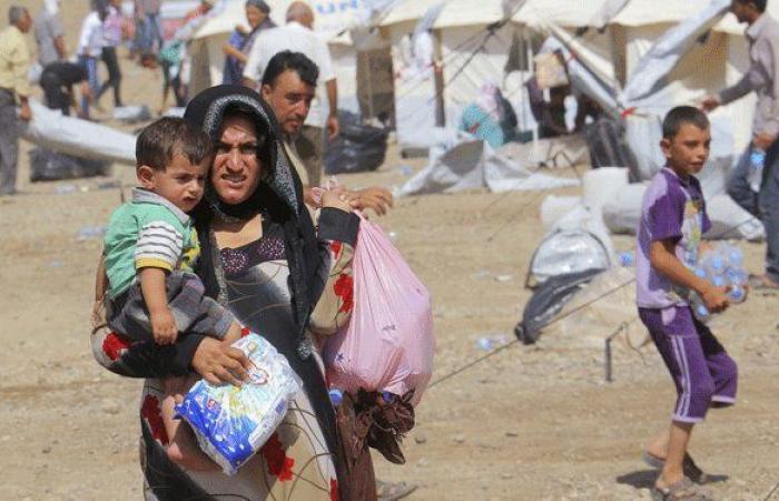 """النازحون… يُشعلون """"قنبلة"""" العلاقة مع سوريا!"""