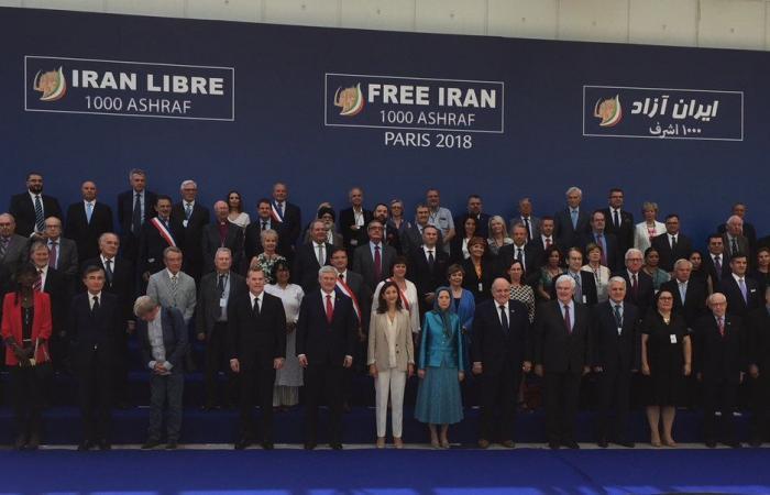 رجوي تدعو لمحاسبة نظام إيران ودعم الانتفاضة الشعبية