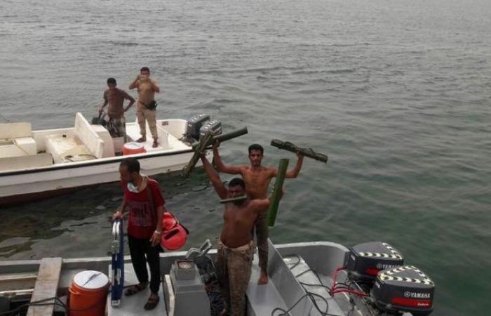 """الجيش اليمني يسيطر على ميناء """"حبل"""" في حجة ويأسر 11 حوثياً"""