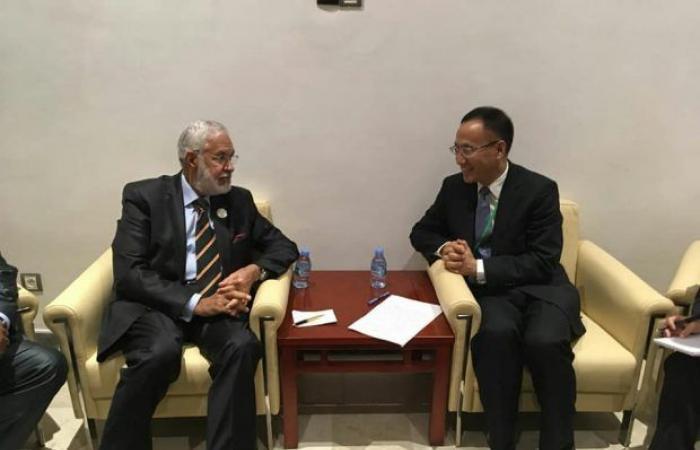 مساعد وزير خارجية الصين يؤكد في لقاء مع سيالة قرب استئناف عمل السفارة الصينية