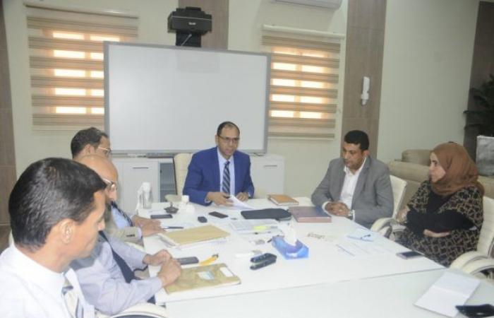 وزير التعليم الوزير يستعرض نتائج أعمال «اللجنة العليا للامتحانات»