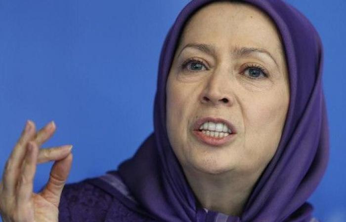 رجوي: ما يحدث في إيران جريمة ضد الإنسانية