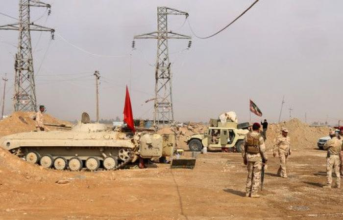 العراق يشرع بإقامة سياج حدودي مع سوريا