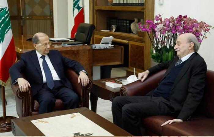 ربط دولي لاستقرار لبنان بالتركيبة السياسية الجامعة