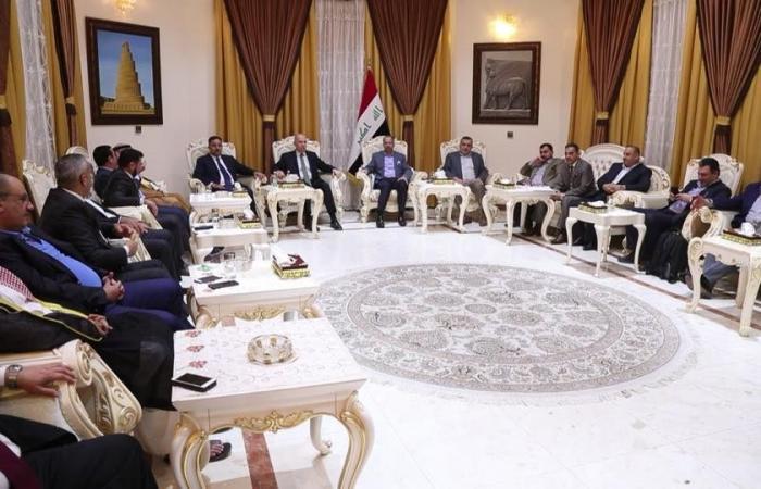 مكتب الجبوري: الاتفاق على اختيار فريق تفاوضي لتشكيل الحكومة